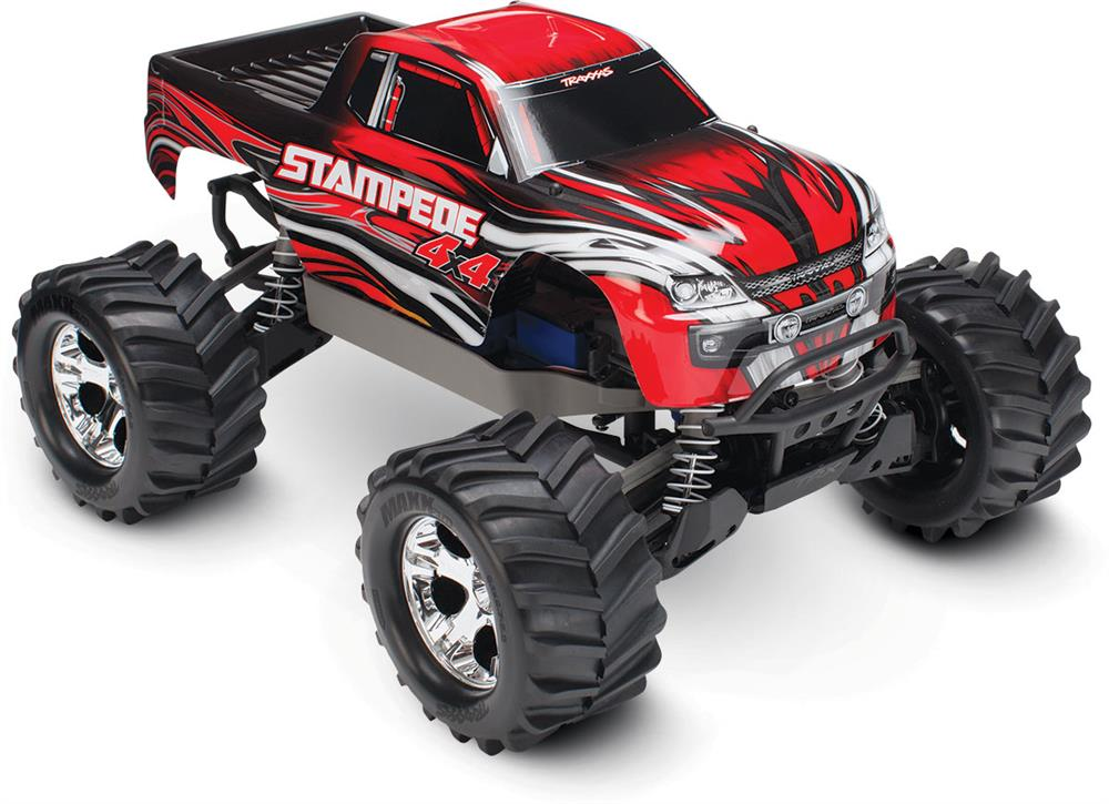 67054-Stampede4x4-3qtr-front-red-high