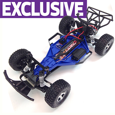 EXCLUSIVE: Traxxas preparing new Low-CG chassis for 2WD Slash