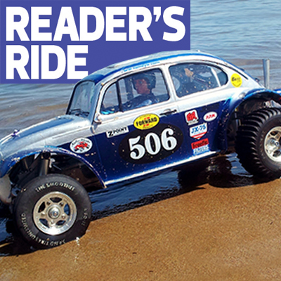Reader's Ride: Chris Guit's Tamiya Sand Scorcher