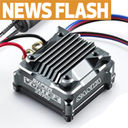 Airtronics Jumps Into the Speed Control World With New Super Vortex Zero!