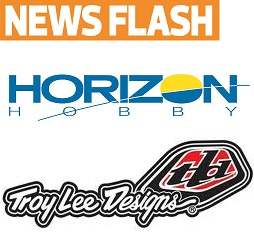 Horizon Hobby and Troy Lee Designs Announce New Partnership