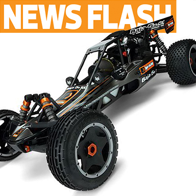 HPI Revamps the Build-It-Yourself Baja 5B SS