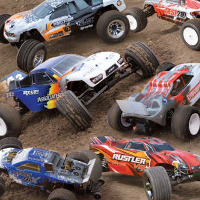 From the February Issue: 2WD Brushless Stadium Truck Shootout