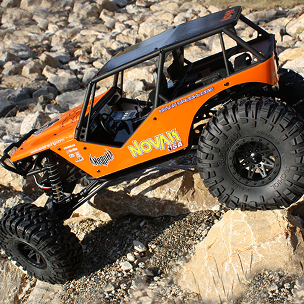 Axial Wraith Build–Done!