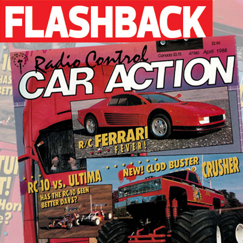 Flashback: April 1988 – Tamiya Clod Buster