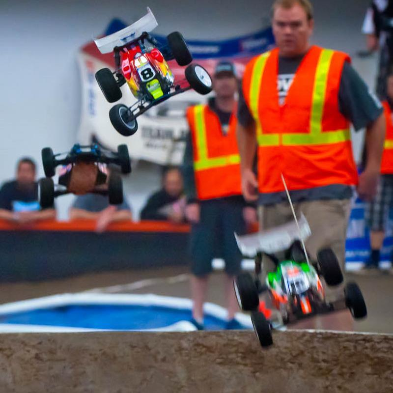 Ryan Maifield Takes Reedy Race Overall Lead After 2WD Portion