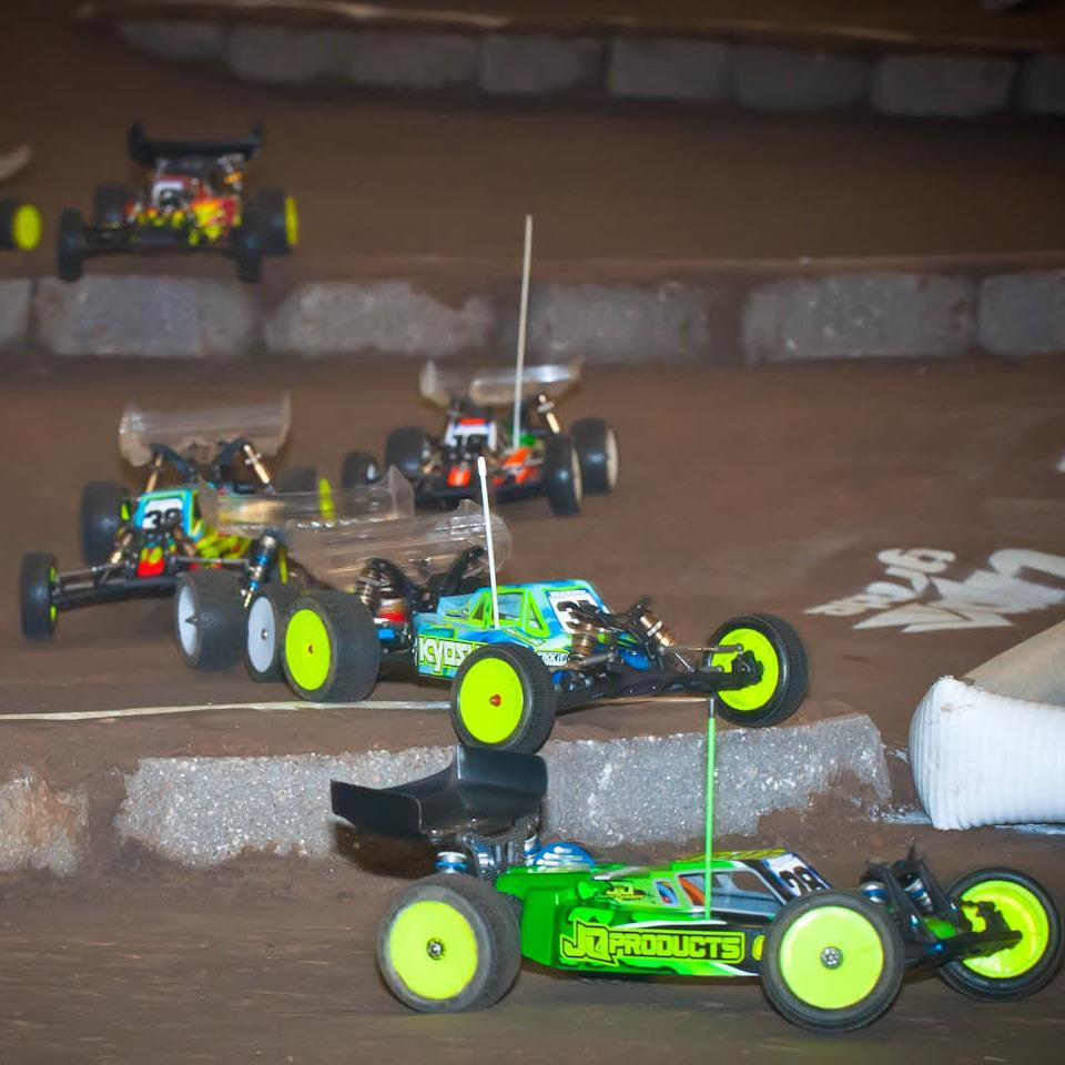 Ryan Maifield and Neil Cragg Tied Atop Reedy Race Standings After Two Rounds