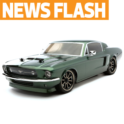 Vaterra Releases New 1967 Ford Mustang
