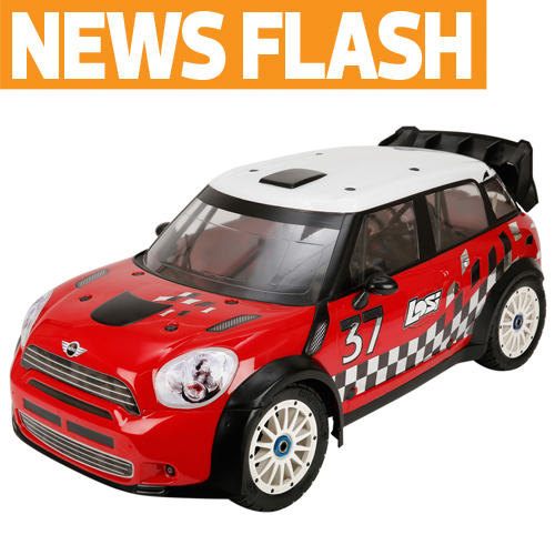 Losi Announces New 5IVE Mini WRC RTR