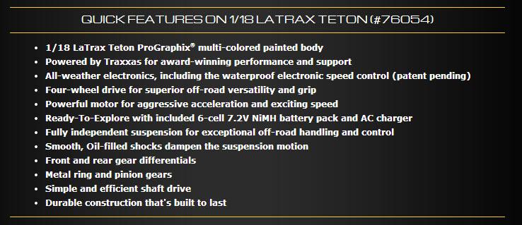LaTrax_Features