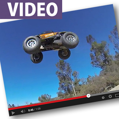 HPI's Savage XL Octane Gasser: First Video! - RC Car Action
