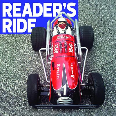 John Edge's RJ Speed Classic Sprinter