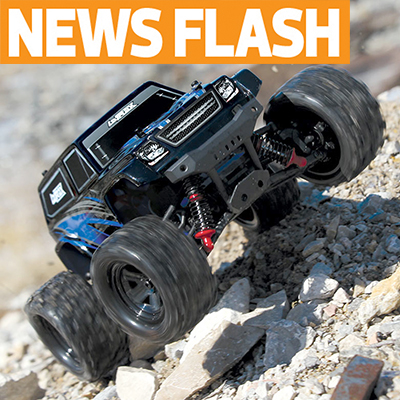 LaTrax Goes Off-Road With New Teton 4WD Mini