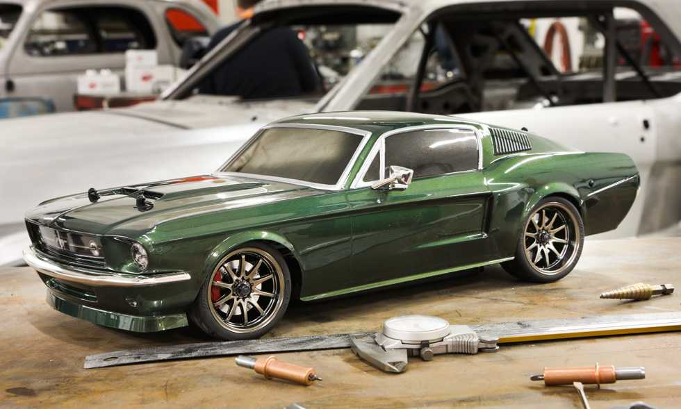 Vaterra Releases New 1967 Ford Mustang Rc Car Action