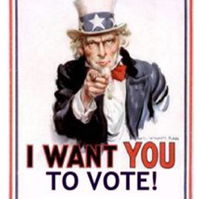 Don't Forget to Get Your Vote On
