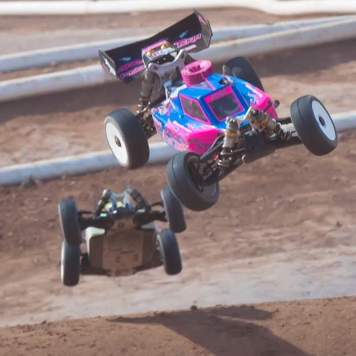 TLR's Dakotah Phend dominates Pro Buggy qualifying on Day 2 of The Dirt Nitro Challenge: VIDEO