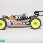 New TLR 8IGHT 3.0 body with detachable fin