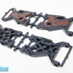 New Agama A8 Evo front arms with insert