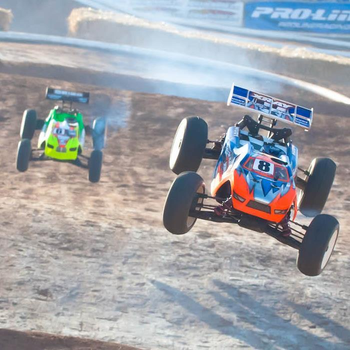 Two-time defending champ Ty Tessmann tops Pro Truck at Day One of The Dirt Nitro Challenge