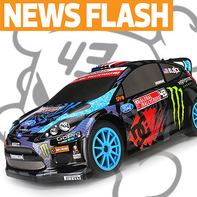 HPI Goes Nitro With Latest Ken Block Car