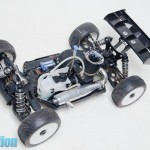 New XRAY XB8 buggy
