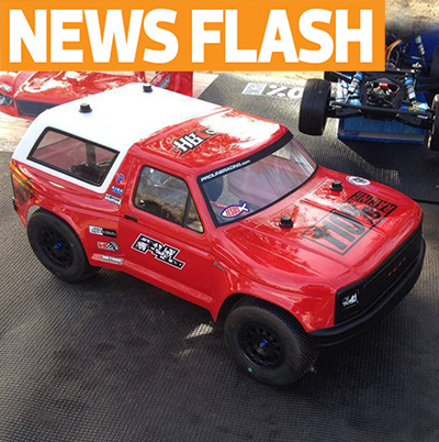 Spotted: Pro-Line Capped Ford Bronco Short-Course Body