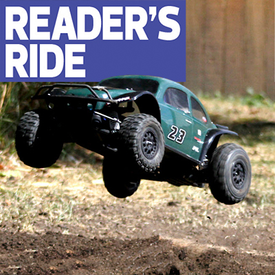 Reader's Ride: James Uncapher Goes For A Baja Blast
