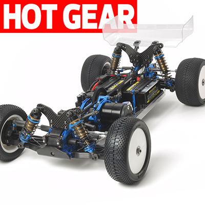 Tamiya Announces New TRF503 4WD Buggy