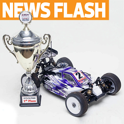 Ty Tessmann Dominates Pro Buggy With Dirt Nitro Challenge Win