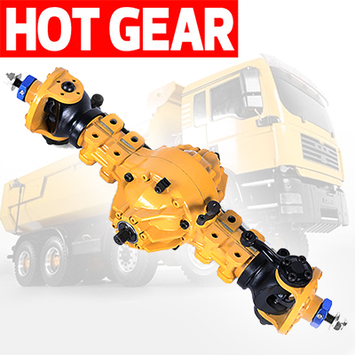 Now THAT'S an Axle…New Gear From RC4WD