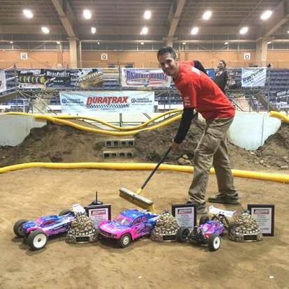 FAST LAPS: Ryan Lutz Hopes to Carry Motorama Momentum to Nitro Challenge – Against Team Associated's New Prototype!