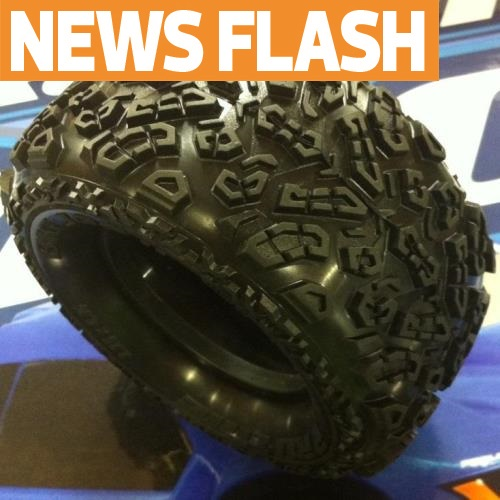 Sneak Peek at Pro-Line's new 2.2″ Big Joe II tires
