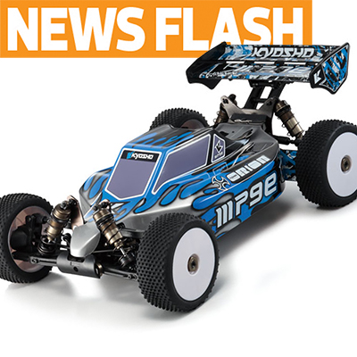 Kyosho Announces ReadySet Inferno MP9e TKI T1