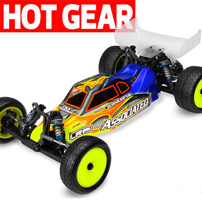 "JConcepts Reveals ""Silencer"" Look for Associated B5"