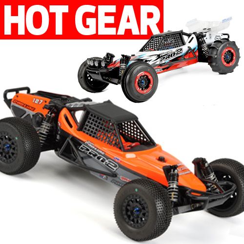 Pro-Line's PRO-2 Buggy Kit is a stunner