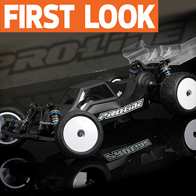 Sneak Peek: Pro-Line's New Phantom for the Associated B5M