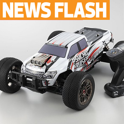 Kyosho Reveals 6S-Rated Psycho Kruiser