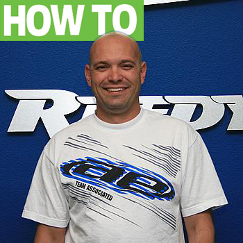 Team Associated engineer Josh Alton teaches roll-center tuning