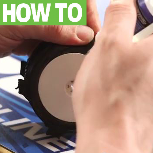 New Video – Glue Tires Like A Pro