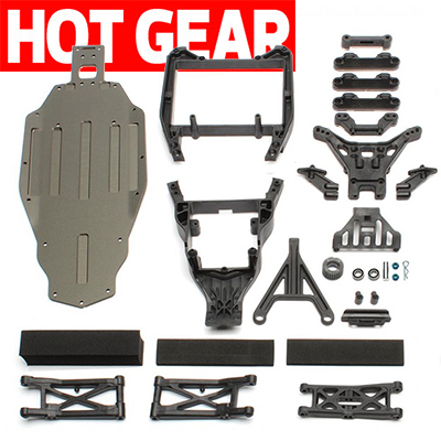 Associated Chassis Conversion Kits for B5 and B5M