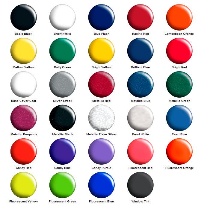 Dtx Colors