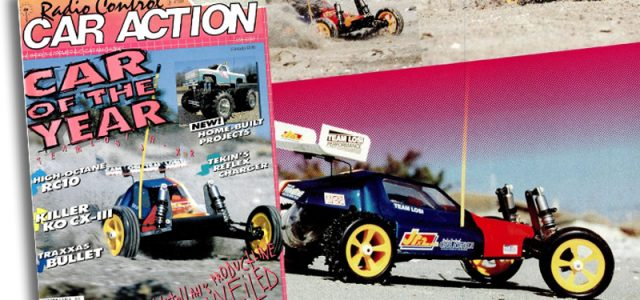 RC Car Action June 1990: Car Of the Year & Custom Clod
