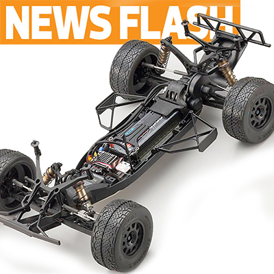 Kyosho re-enters the short course arena with the new SC6