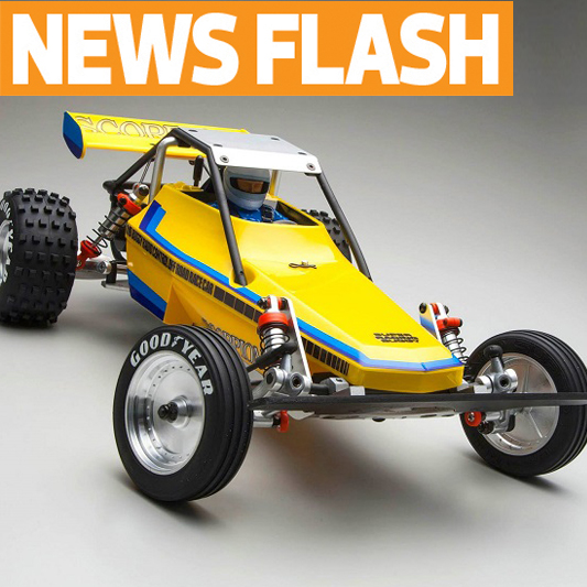 Kyosho Reveals Scorpion Re-Release Details
