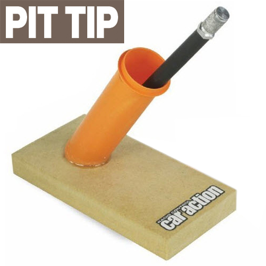 Stab-Proof Hobby Knife Stand