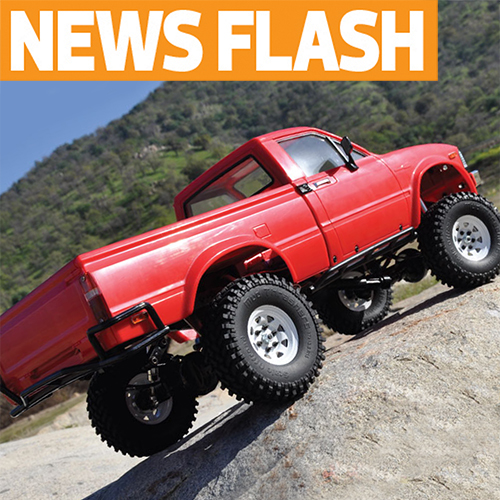 RC4WD's Trail Finder 2 Goes RTR