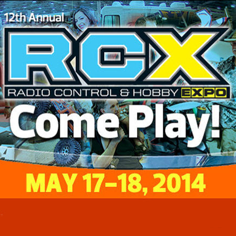 RCX is Just a Month Away!