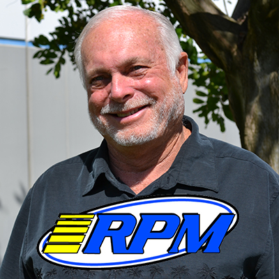 Classic Plastic: Richard Royall and RPM