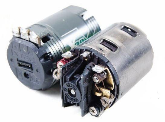 Brushless motor timing for Are brushless motors better