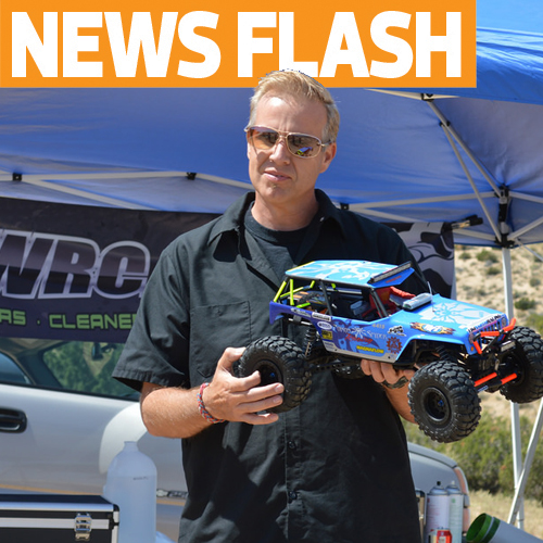 Tim Smith Sets New 24-Hour RC Distance Record With Axial Wraith: Over 57 Miles!
